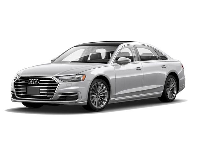 New 2020 Audi A8 L 60 Sedan for sale in Allentown, PA at Audi Allentown
