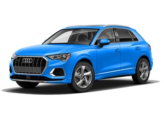 2020 Audi Q3 SUV Turbo Blue