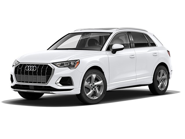New 2020 Audi Q3 45 Premium SUV in New London
