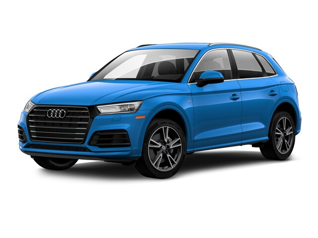 New 2020 Audi Q5 e 55 Prestige SUV in Cary, NC near Raleigh