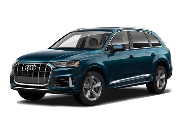 New 2020 Audi Q7 45 Premium Plus SUV in Cary, NC near Raleigh