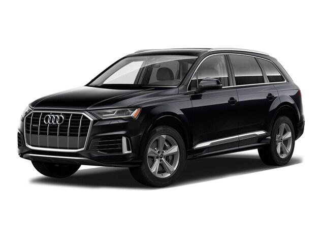 New 2020 Audi Q7 45 Premium SUV for sale in Allentown, PA at Audi Allentown