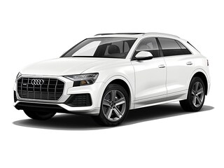 New 2020 Audi Q8 55 Premium Plus SUV for sale in Massapequa, NY