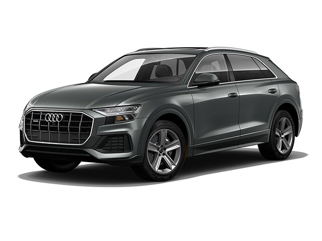 New 2020 Audi Q8 55 Premium Plus SUV for sale in Mendham, NJ