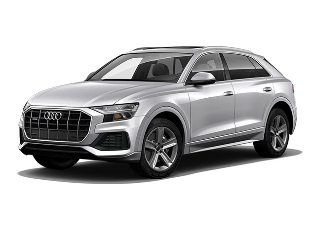 New 2020 Audi Q8 55 Premium Plus SUV for sale in Fall River MA