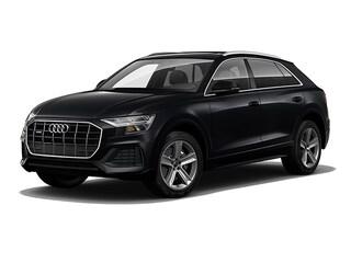 New 2020 Audi Q8 55 Premium Plus SUV WA1BVAF15LD020431 near Smithtown, NY