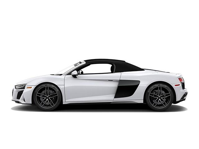 2020 Audi R8 Convertible