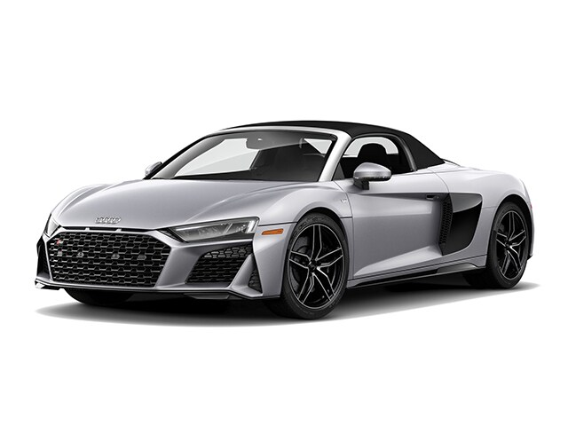 New 2020 Audi R8 5.2 V10 Spyder in Cary, NC near Raleigh