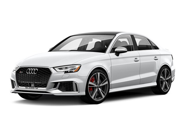 New 2020 Audi RS 3 2.5T Sedan WUABWGFF6LA905730 for sale in Sanford, FL near Orlando