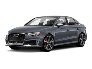 New 2020 Audi RS 3 Sedan for sale in Irondale