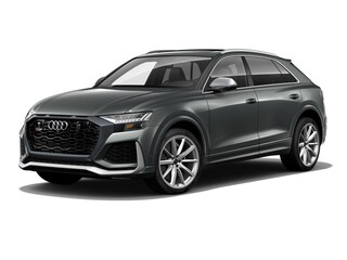 New 2020 Audi RS Q8 4.0T SUV for sale in Boise at Audi Boise