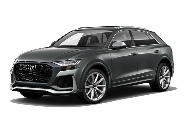 New 2020 Audi RS Q8 4.0T SUV WU1ARBF10LD027639 in Huntington, NY