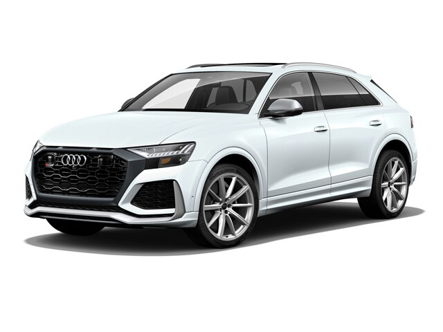 New 2020 Audi RS Q8 4.0T SUV near San Antonio