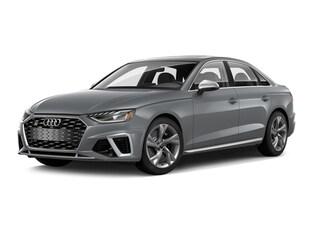 2020 Audi S4 3.0T Premium Plus Sedan