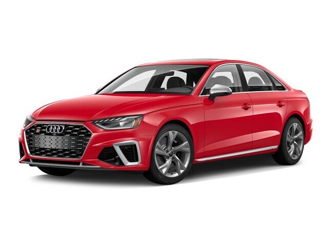 New 2020 Audi S4 3.0T Premium Plus Sedan near San Antonio