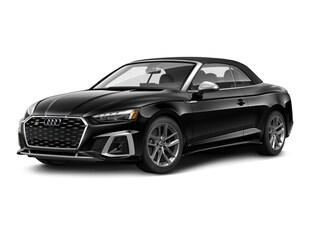 2020 Audi S5 Prestige Cabriolet