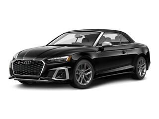 New 2020 Audi S5 3.0T Premium Plus Cabriolet in Columbia SC
