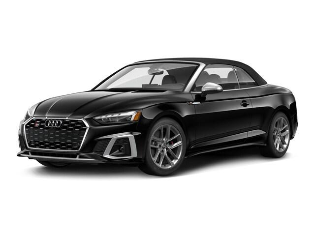 New 2020 Audi S5 3.0T Premium Plus Cabriolet in Chattanooga