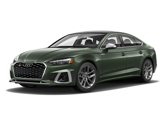 New 2020 Audi S5 3.0T Premium Plus Sportback in Cary, NC near Raleigh