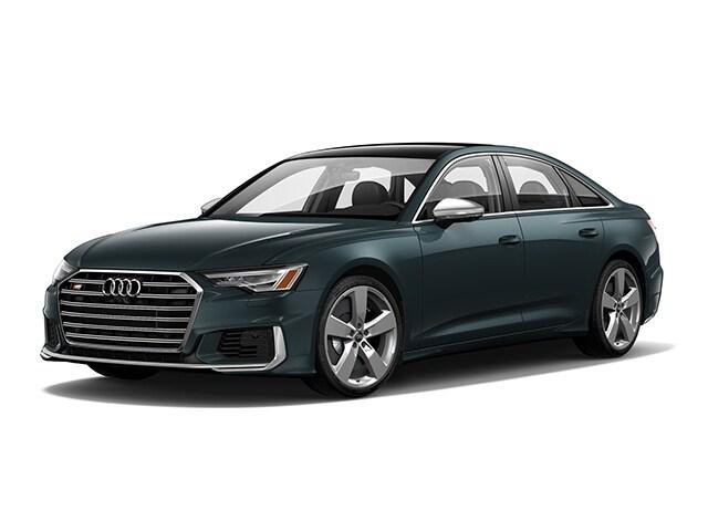New 2020 Audi S6 2.9T Premium Plus Sedan near San Antonio