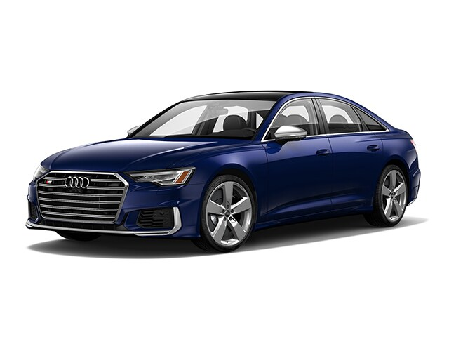New 2020 Audi S6 2.9T Premium Plus Sedan in Lubbock, TX