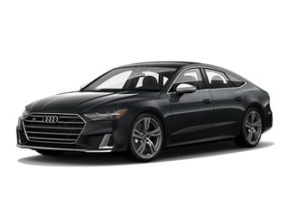 2020 Audi S7 Hatchback Vesuvius Gray Metallic