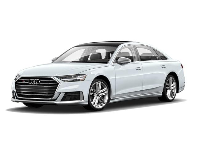 2020 Audi S8 Sedan