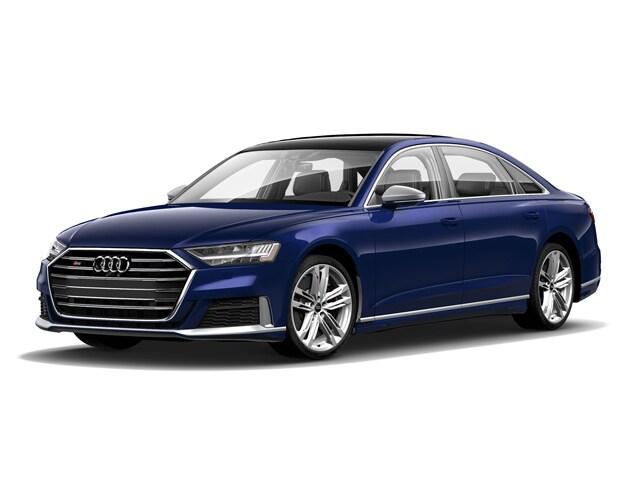 2020 Audi S8 4.0T Sedan