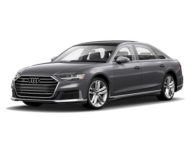 New 2020 Audi S8 4.0T Sedan near Atlanta, GA