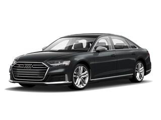 New 2020 Audi S8 4.0T Sedan