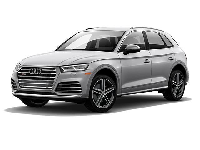 2020 Audi SQ5 Sport Utility Vehicle