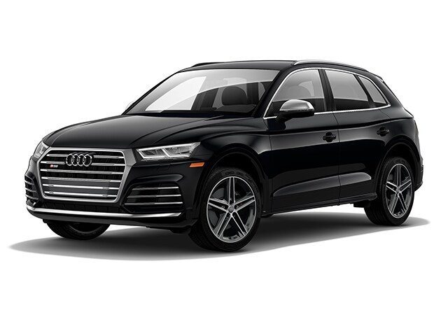 New 2020 Audi SQ5 3.0T Premium Plus SUV in New London