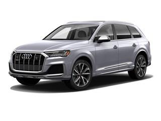 New 2020 Audi SQ7 4.0T Premium Plus SUV for sale in Calabasas