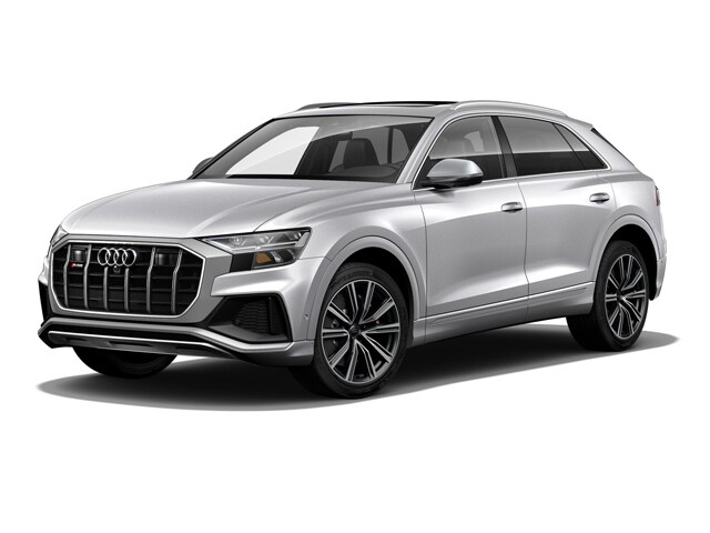 New 2020 Audi SQ8 4.0T Premium Plus SUV for Sale in Escondido, CA