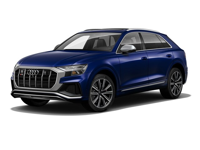 New 2020 Audi SQ8 4.0T Premium Plus SUV for Sale in Pittsburgh, PA