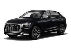 2020 Audi SQ8 4.0T Premium Plus