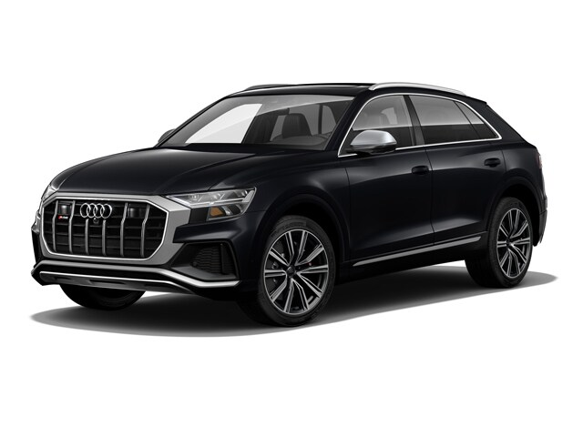 New 2020 Audi SQ8 4.0T Premium Plus SUV For Sale in Fort Collins, CO