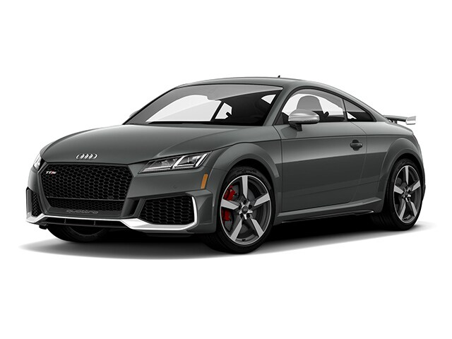 New 2020 Audi TT RS 2.5T Coupe in Lubbock, TX
