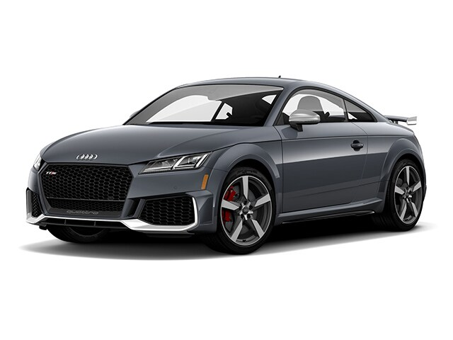 New 2020 Audi TT RS 2.5T Coupe for sale in Allentown, PA at Audi Allentown