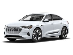 New 2020 Audi e-tron Premium Plus Sportback Los Angeles