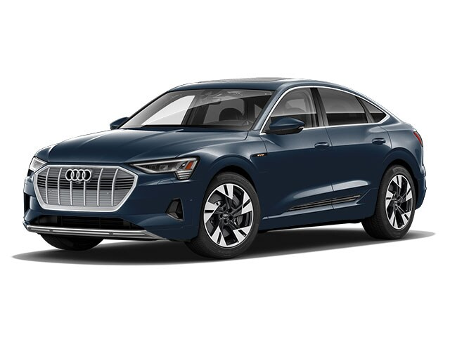 New 2020 Audi e-tron Premium Plus in Lubbock, TX