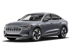 new 2020 Audi e-tron Premium Plus Sportback for sale near Savannah