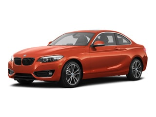 2020 BMW 230i Coupe Sunset Orange Metallic