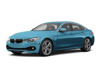 2020 BMW 430i Gran Coupe Snapper Rocks Blue Metallic
