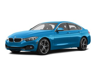 2020 BMW 440i Gran Coupe Snapper Rocks Blue Metallic