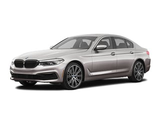2020 BMW 530i Sedan Rhodonite Silver Metallic