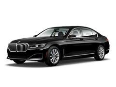 New 2020 BMW 740i Sedan WBA7T2C04LGF96898 in Chico, CA