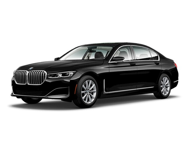 New 2020 BMW 740i Sedan Chico