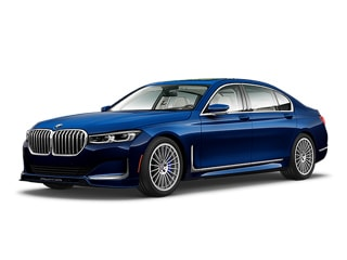 2020 BMW ALPINA B7 Sedan Tanzanite Blue II Metallic