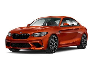 2020 BMW M2 Coupe Sunset Orange Metallic